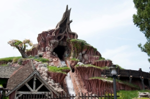 Splash Mountain 2013