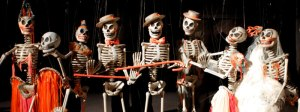 Bob Baker Marionettes Halloween Hoop-de-do